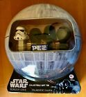 PEZ Star Wars Rogue One Gift Set in Collectible Death Star Tin DARTH Vader