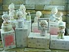 RETIRED Precious Moments Lot Symbol of Membership Members Only Figurines 92 98
