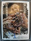 2011 Topps UFC Moment of Truth 12
