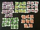 Lot 47 Vintage Trend Matte Scratch N Sniff Stickers Skunk Cola Leather Car Licor
