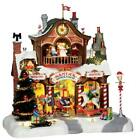 Lemax Village Collection Santa's workshop