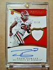 2015 Todd Gurley Panini Immaculate Rookie Autograph Patch RC Auto 99