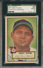 1952 TOPPS #277 EARLY WYNN - SGC 30 GD 2 (SVSC) - SEMI HIGH #