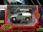 Road Champs 64705 1 43rd scale diecast Jeep Grand Cherokee limited 4x4 series ne