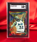 SGC 10 GEM MINT 1993 Topps Finest SHAQUILLE O'NEAL #3 POP 2 | Iconic | PSA BGS