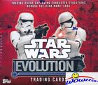 2016 Topps Star Wars Evolution HUGE Factory Sealed 24 Pack HOBBY Box-2 HITS!