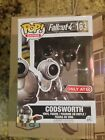 Funko Pop Exclusive Codsworth 163 Target Fallout 4