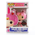 Funko POP! Sailor Moon - Sailor Chibi Moon (Glitter) Exclusive With Protector