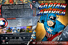 2016 Upper Deck Captain America 75th Anniversary Trading Cards 13