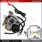 GY6 Carburetor 50cc Scooter Moped Carb For NST ORION QUINGI RICARDO REDCAT VIVA