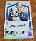 Steve Largent DK Metcalf Seattle Seahawks Passing the Torch Autograph 15 22