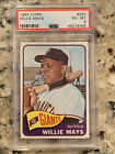 Vintage Willie Mays Baseball Card Timeline: 1951-1974 105
