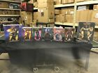 HOT TOYS Guardians of the Galaxy Huge Lot, Never removed from boxes 10 figures