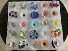 Sydenstricker Fused Glass Bowls LOT OF 25 Ruffled Edge 7 Inch