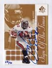 2000 SP Authentic Football Cards 9