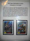1988 Topps Dinosaurs Attack Trading Cards 24