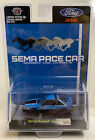 M2 2020 SEMA Exclusive 1987 Ford Mustang GT Custom Pace Car FL02 600