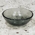 BRAND NEW 1ST QUALITY  TWILIGHT SMALL BOWL Fire and Light Recycled Glass