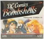 DC COMICS BOMBSHELLS SERIES 3 (III) TRADING CARDS BOX (CRYPTOZOIC 2019)