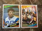 Eric Dickerson Cards, Rookie Card and Autographed Memorabilia Guide 15