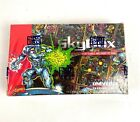 1993 Skybox Marvel Universe Series IV 4 Factory Sealed Box Trading Cards