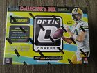 Sealed 2016 Donruss Optic Football Collector's Box w 1 autograph, 1 relic