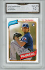 2012 TOPPS ARCHIVES YU DARVISH ROOKIE BASEBALL CARD SAN DIEGO PADRES
