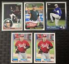 2015 Topps Archives Baseball Cards 6