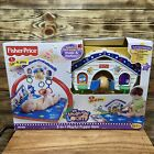 FISHER PRICE LIL LAUGH  LEARN 2 IN 1 PLAYFUL PUPPY GYM BRAND NEW