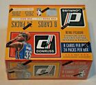 2015-16 Donruss Basketball Factory Sealed 24 Pack Retail Box 192 Cards Booker RC