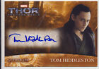 2013 Upper Deck Thor: The Dark World Actor Autographs Guide 20