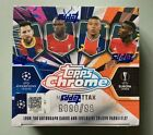 2020-21 Topps Chrome Match Attax UEFA Champions League Soccer NEW, SEALED BOX