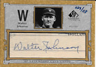 Walter Johnson Cards and Autograph Guide 3