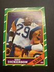 Top 10 Eric Dickerson Football Cards 29