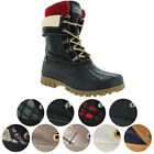 Cougar Womens Creek Waterproof Faux Fur Insulated Winter Snow Boots
