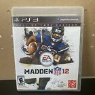 Madden 12 Hall of Fame Edition Swag Includes Autographed Marshall Faulk Card 5