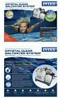 Intex Krystal Clear Saltwater System Up to 7000 Gallon PoolsCG 28667 Brand New