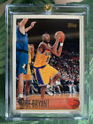 1996-97 TOPPS KOBE BRYANT ROOKIE RC CARD #138 RC GOOD COND PSA BGS SGC Lakers