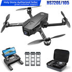 Holy Stone HS720E GPS FPV Drone With 5G 4K HD Camera RC Quadcopter 3Batteries