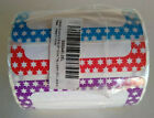 Methdic Blank Labels Star Border Multicolor 4 Rolls 500 35 x 225 Name Tag