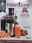 Jack Lalanne Fusion Juicer New Model SLH90 100 Year Anniversary Edition