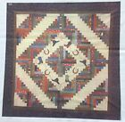COWBOY LOG CABIN Quilt Kit Pre cut Strips Moda Border Fabric Not Included