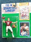 NEW Starting Lineup Mark Rypien 1990 Rookie Card Figure & Card Redskins