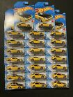 HOT WHEELS 2021 LOT OF 23 YELLOW 98 HONDA PRELUDE J IMPORTS FREE SHIPPING