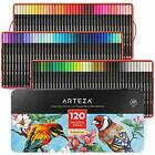 Arteza Inkonic Fineliners Fine Point Pens Set of 120 Fine Tip Markers with