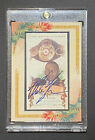 2006 Topps Allen & Ginter MIKE TYSON Framed Mini Autograph Auto SP 200 Boxing