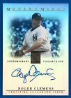 2003 TOPPS TRIBUTE ROGER CLEMENS MODERN MARKS AUTO AUTOGRAPH CARD #MMA-RC