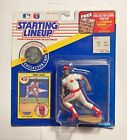 1991 Starting Lineup Barry Larkin Special Edition Collector Coin in Box