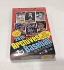 2016 Topps Archives Factory Sealed Hobby Baseball Box