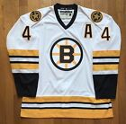 Bobby Orr Boston Bruins Adidas 1975-76 Authentic HOME WHITE Jersey Rare